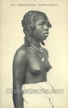 afr002172 - African Nude Nudes Postcard Post Card