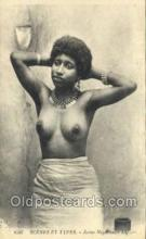 afr002173 - African Nude Nudes Postcard Post Card