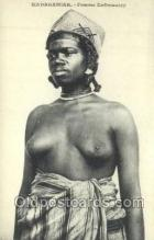 afr002179 - African Nude Nudes Postcard Post Card
