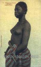 afr002194 - African Nude Nudes Postcard Post Card