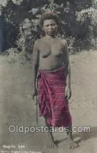 afr002205 - African Nude Nudes Postcard Post Card