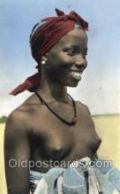 afr002212 - African Nude Nudes Postcard Post Card