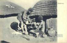 afr002267 - African Nude Nudes Postcard Post Card