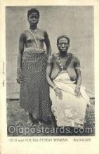 afr002281 - Badagry African Nude Nudes Postcard Post Card
