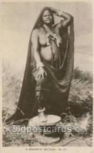 afr002282 - Sudanese Matron African Nude Nudes Postcard Post Card