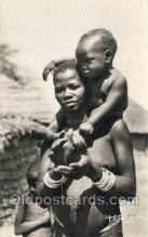 afr002311 - Moyen Chari Singaco African Nude Nudes Postcard Post Card