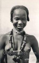 afr002316 - African Nude Nudes Postcard Post Card
