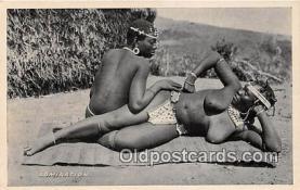 afr002332 - Admiration  Postcard Post Card