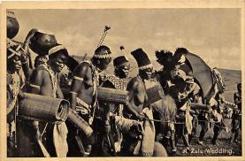 afr002342 - African Nude Postcard