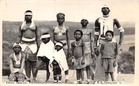 afr002343 - African Nude Postcard
