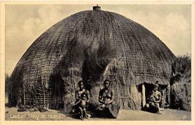 afr002351 - African Nude Postcard