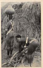 afr002354 - African Nude Postcard