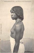 afr002355 - African Nude Postcard