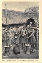 afr002358 - African Nude Postcard
