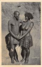 afr002359 - African Nude Postcard