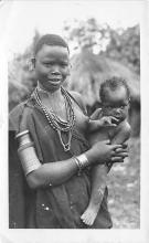 afr002362 - African Nude Postcard