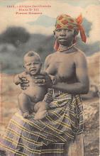 afr002363 - African Nude Postcard