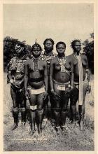 afr002365 - African Nude Postcard