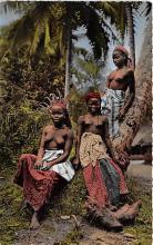 afr002366 - African Nude Postcard