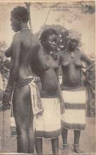 afr002367 - African Nude Postcard