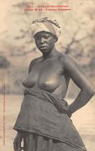 afr002369 - African Nude Postcard