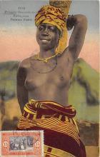 afr002370 - African Nude Postcard