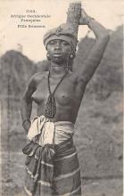 afr002377 - African Nude Postcard
