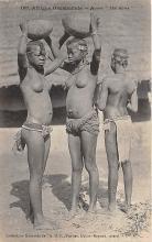 afr002382 - African Nude Postcard