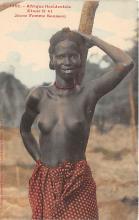afr002388 - African Nude Postcard