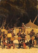 afr002394 - African Nude Postcard