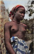 afr002400 - African Nude Postcard