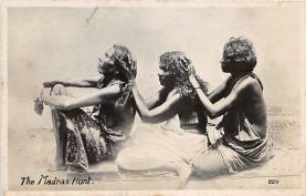 afr002406 - African Nude Postcard