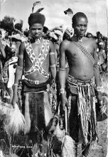 afr002416 - African Nude Postcard