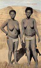 afr002419 - African Nude Postcard