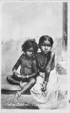 afr002425 - Madras African Nude Postcard