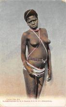afr002431 - African Nude Postcard