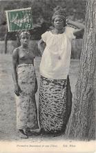 afr002434 - African Nude Postcard