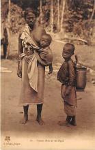 afr002442 - African Nude Postcard