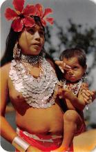 afr002443 - Chokoi Indian Women African Nude Postcard