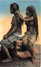afr002463 - Nueva Viscaya, Island of Luzon, Philippines African Nude Postcard