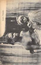 afr002465 - African Nude Postcard