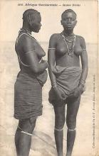 afr002481 - Jenues Diolas African Nude Postcard