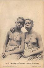 afr002484 - Filles de Dakar African Nude Postcard