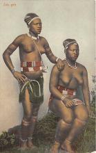 afr002494 - African Nude Postcard