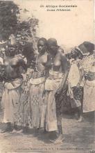 afr002500 - African Nude Postcard