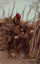 afr002511 - African Nude Postcard