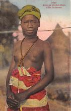 afr002512 - African Nude Postcard