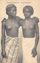 afr002513 - African Nude Postcard
