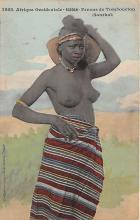 afr002516 - African Nude Postcard