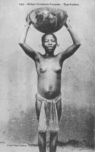 afr002519 - African Nude Postcard